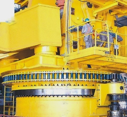 Combined Cylindrical roller/ball Slew Rings (SCB-QZ Series)